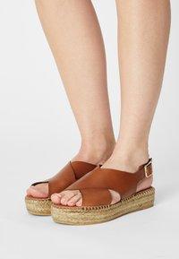 Minelli - Sandals - cuir - 0