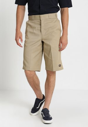 MULTI POCKET WORK  - Short - khaki