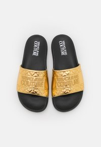 Versace Jeans Couture - Mules - gold - 4