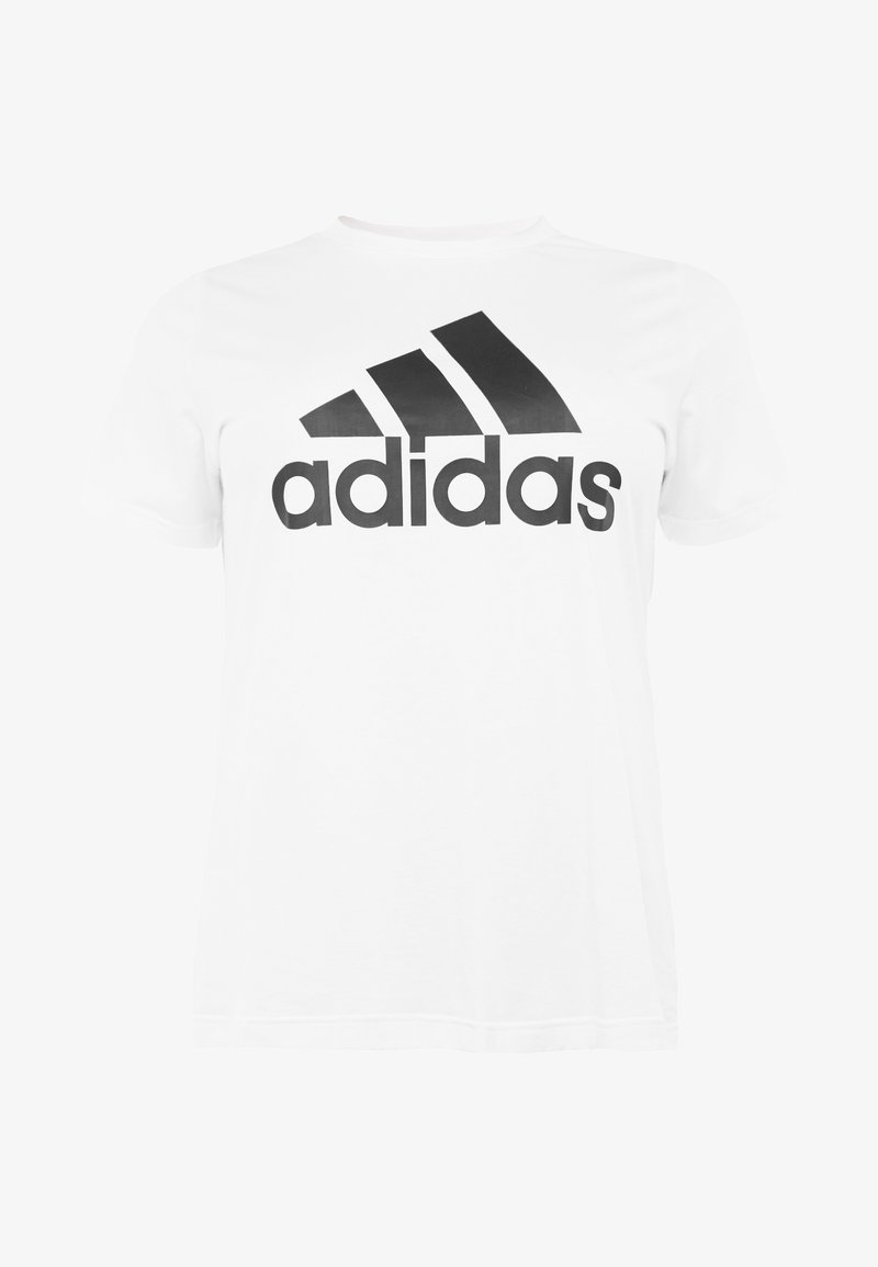 adidas Performance - Print T-shirt - white