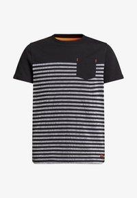 WE Fashion - T-shirts print - black - 3