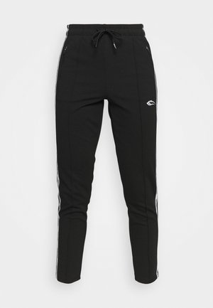 DAMEN CARRY - Teplákové kalhoty - schwarz