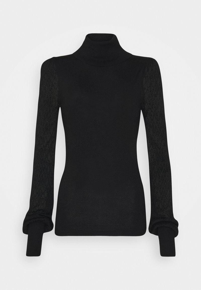 Fashion Union Tall - LAUREL - Jumper - black