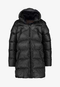 Hunter ORIGINAL - WOMENS ORIGINAL PUFFER JACKET - Winter coat - black - 4