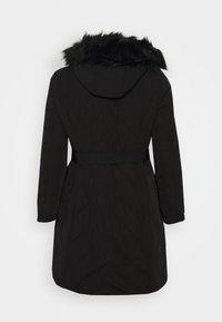 Forever New Curve - KAYA LONGLINE  - Winter coat - black - 1