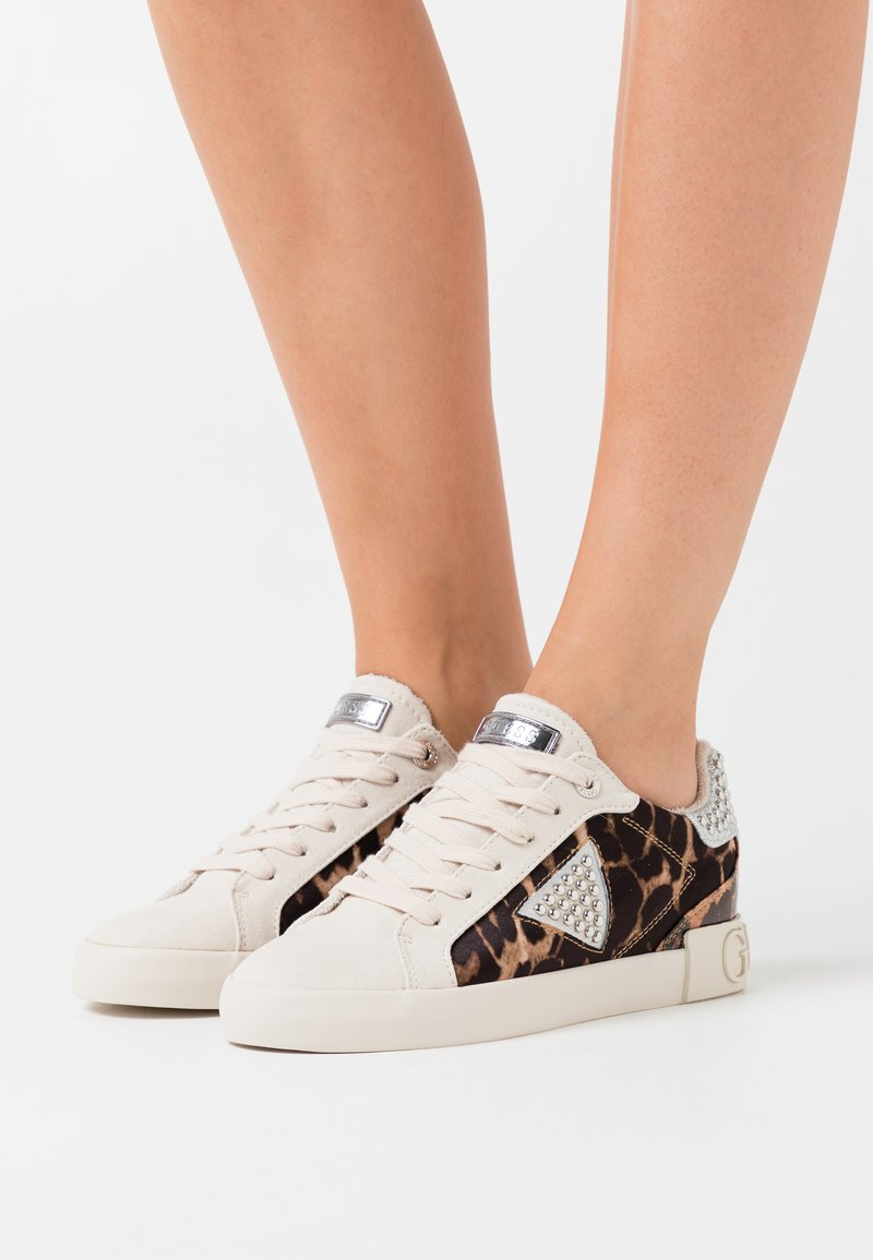 Guess - PAYSIN - Sneakers laag - multicolor