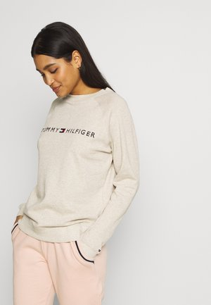 ORIGINAL TRACK - Pyjamashirt - oatmeal heather