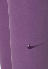 Nike Performance - ONE LUXE - Leggings - amethyst smoke - 4