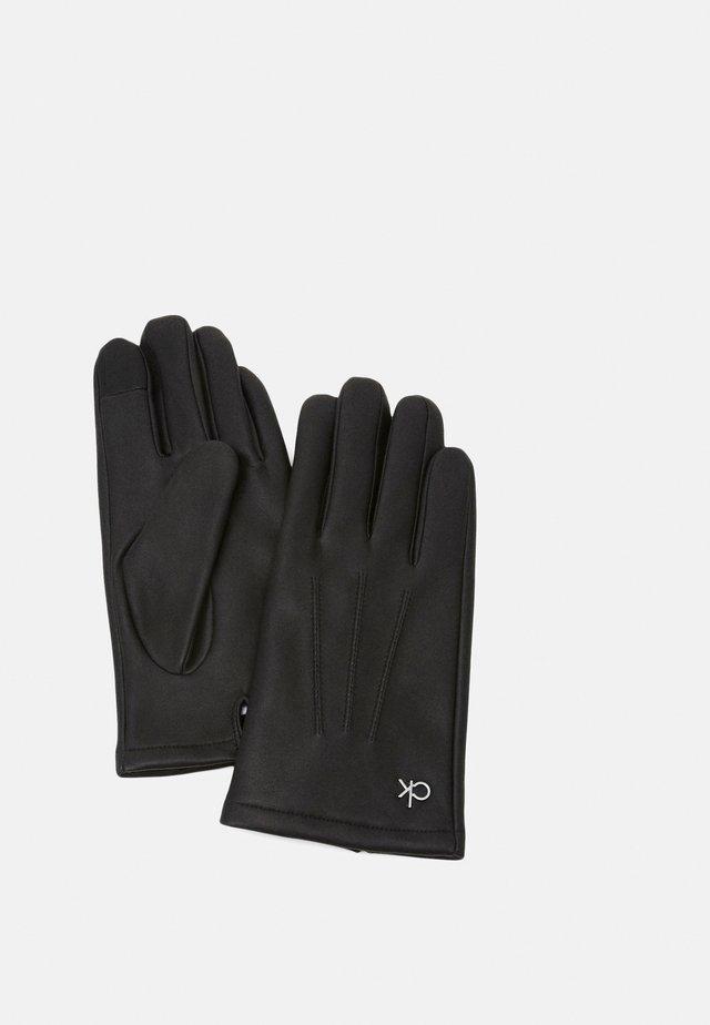 GLOVES BOX - Handsker - black