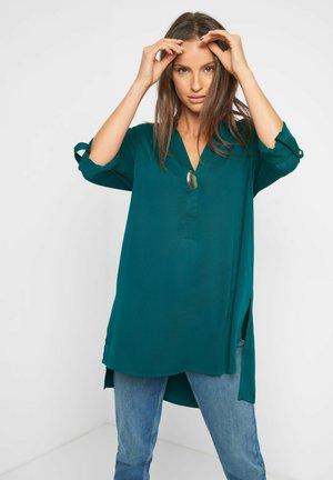 Tunic - blaugrün
