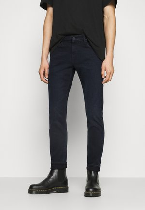 LUKE - Jeansy Slim Fit - dark porter
