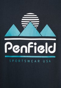 Penfield - ABRAMS - Print T-shirt - black - 3