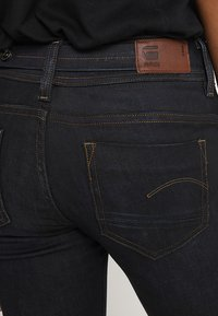 G-Star - MIDGE SADDLE STRAIGHT - Straight leg jeans - visor stretch denim - 3