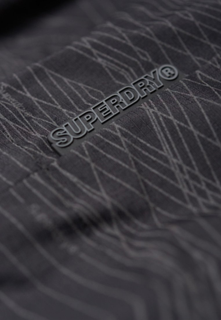 Superdry Veste mi-saison - black