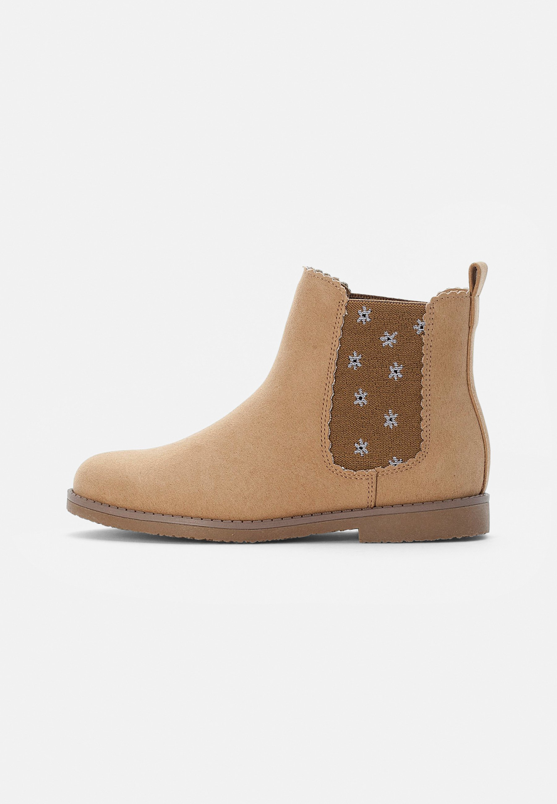 Kids SCALLOP GUSSET BOOT - Classic ankle boots