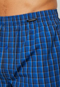 Schiesser - 2 PACK - Boxer shorts - royal - 4