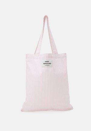 SACKY ATOMA - Shopping Bag - white alyssum/light pink