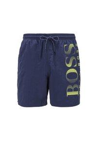 BOSS - OCTOPUS - Swimming shorts - dark blue - 0