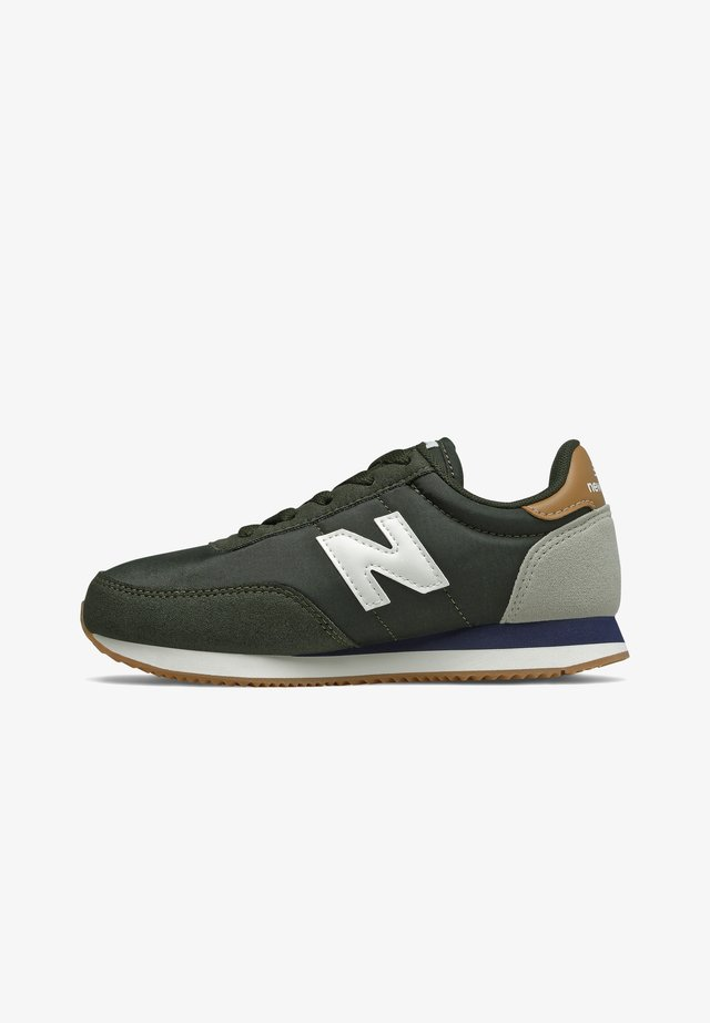 Sneakers basse - dark olive/grey oak