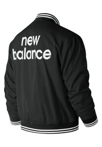 New Balance - Giubbotto Bomber - black - 1