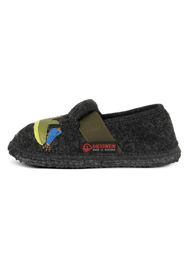 TÜTZPATZ - Chaussures premiers pas - anthrazit