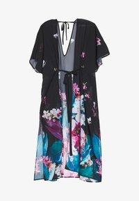 ORCHID LUXE KIMONO - Beach accessory - pink
