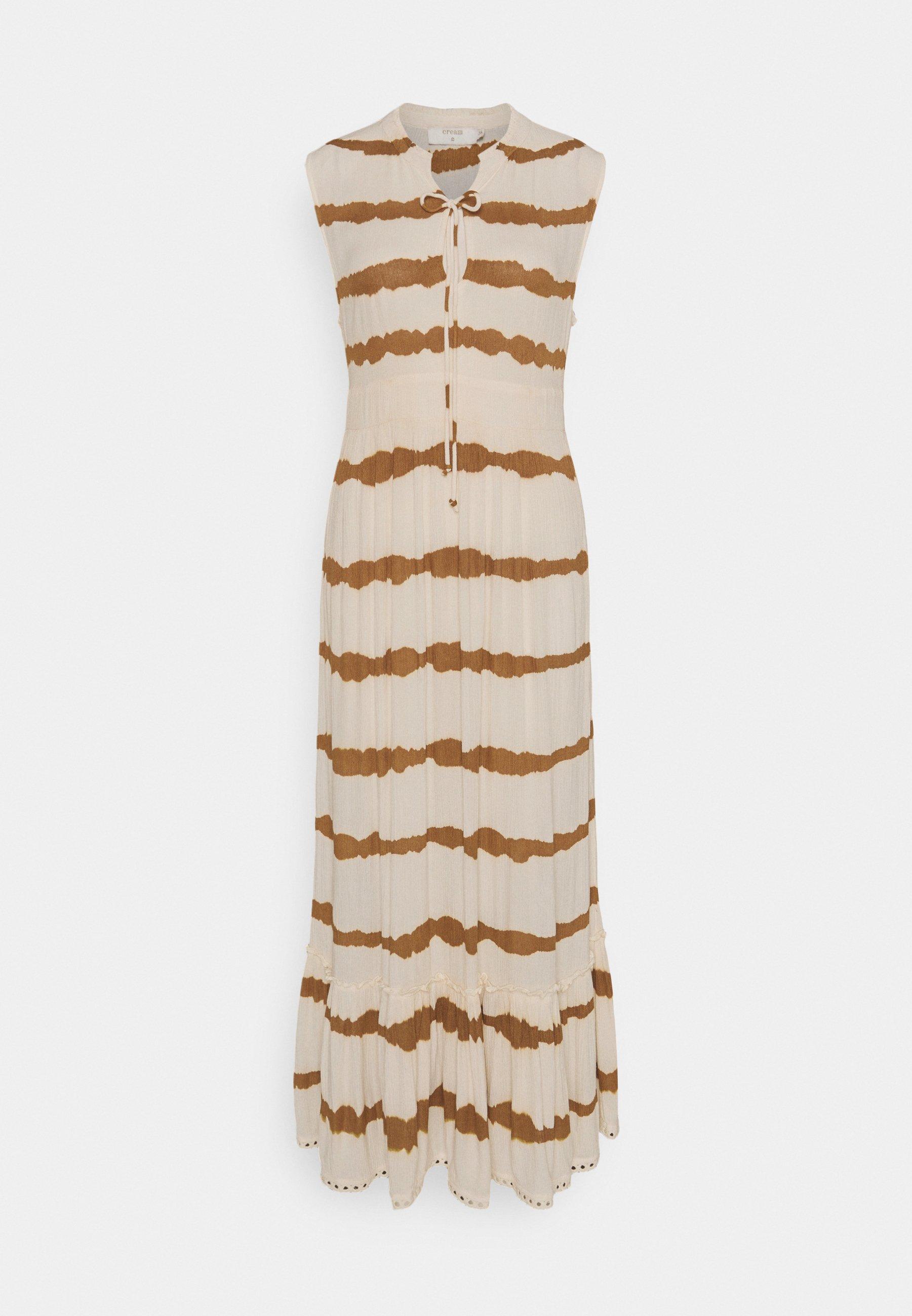 Women LEIGHCR DRESS - Maxi dress