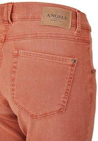 Angels - Jeans Skinny Fit - burned-orange denim - 3
