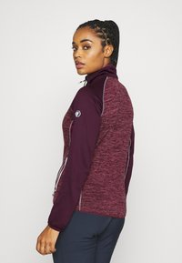 Regatta - LINDALLA - Fleece jacket - prun - 2