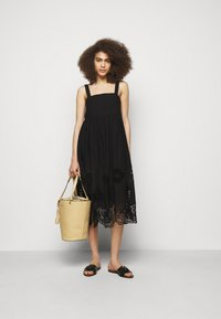 See by Chloé - Day dress - black - 1