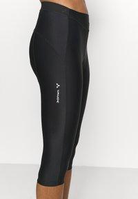 Vaude - ADVANCED PANTS IV - Tights - black - 3
