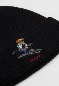 Polo Ralph Lauren - SKI BEAR - Mütze - black - 5