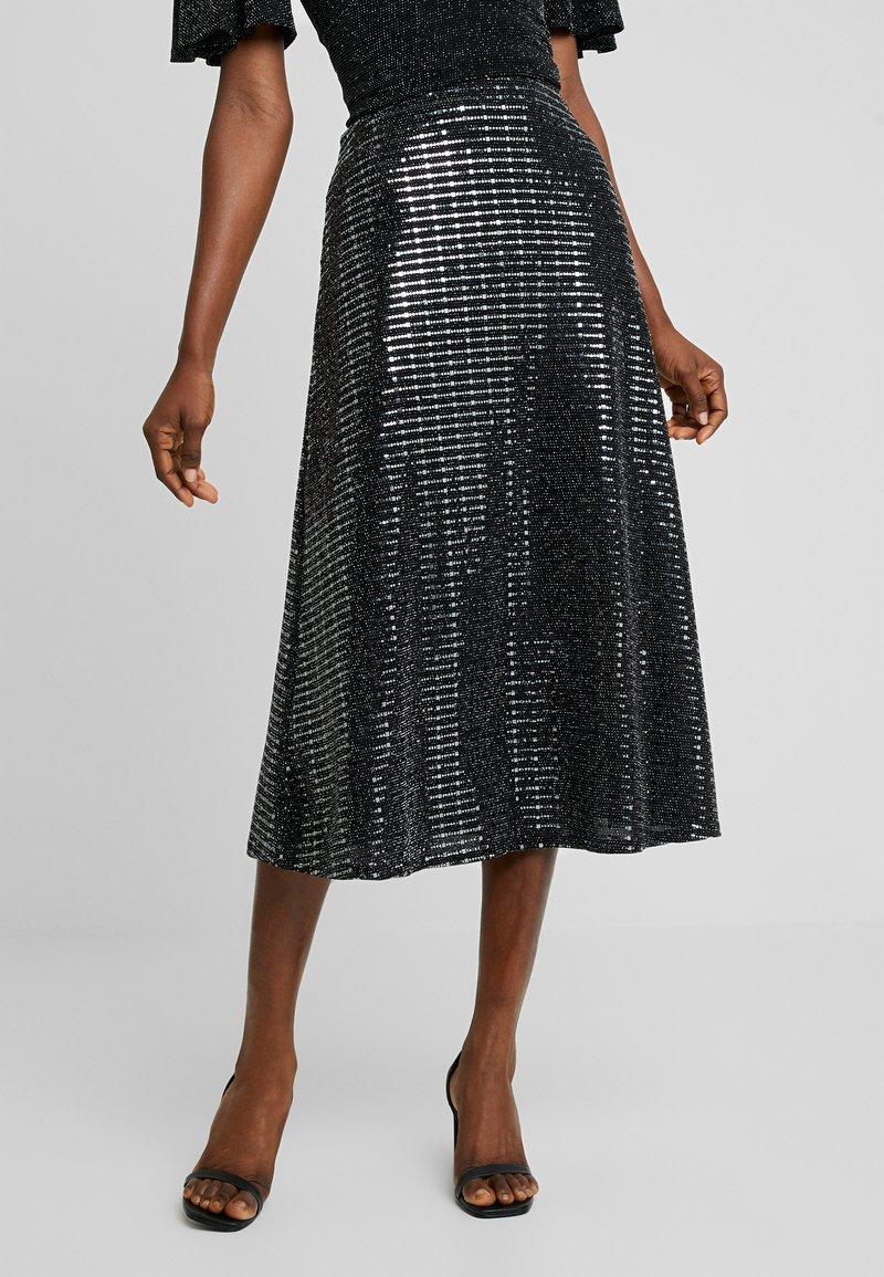 Dorothy Perkins - A-linjekjol - black