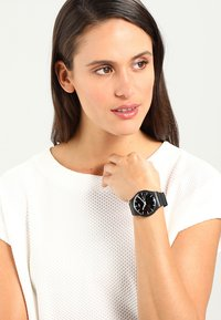 Swatch - MONO BLACK - Uhr - black - 1
