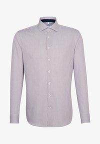 Seidensticker - SLIM FIT - Formal shirt - rot - 0