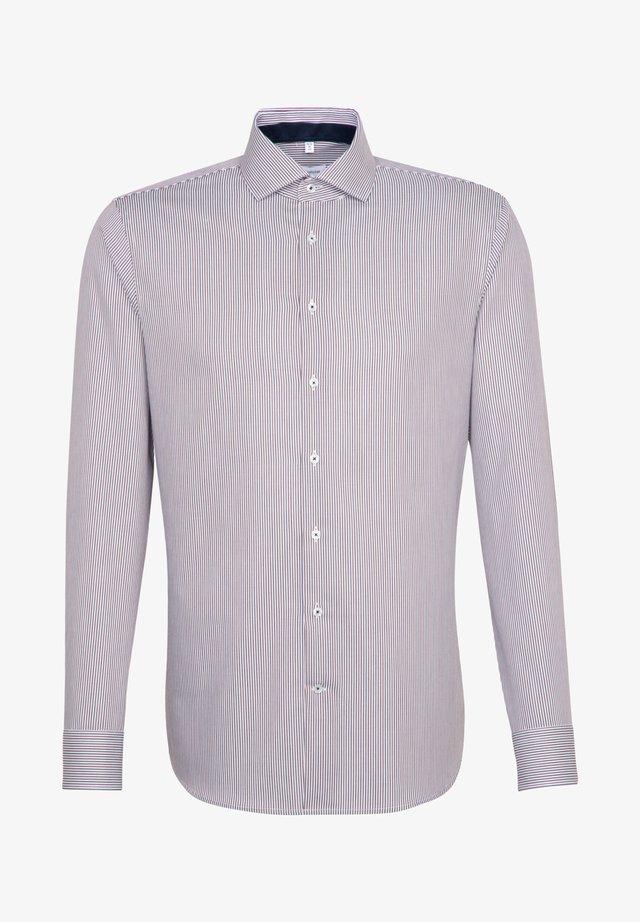 SLIM FIT - Koszula biznesowa - rot