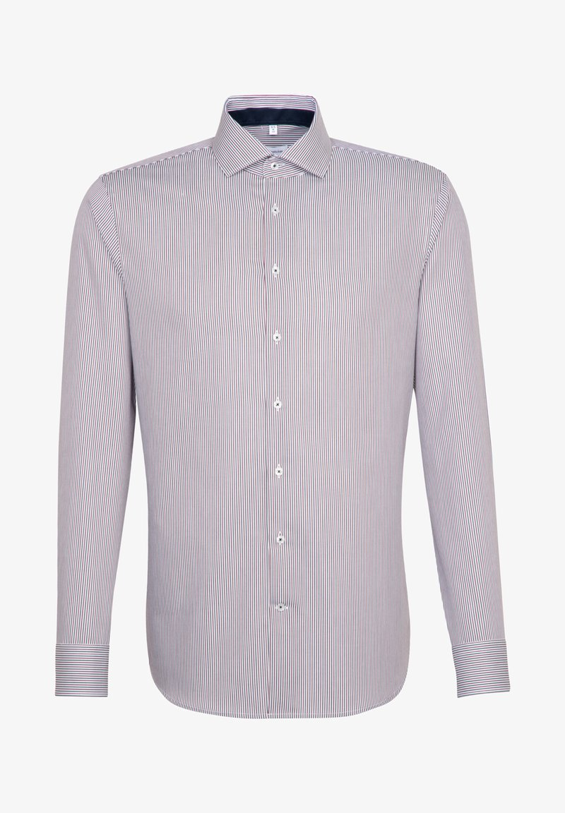 Seidensticker - SLIM FIT - Formal shirt - rot
