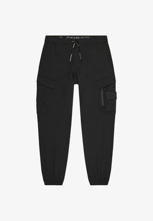 Cargo trousers - ck black