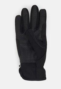 Urban Classics - PERFORMANCE WINTER GLOVES - Gloves - black - 2
