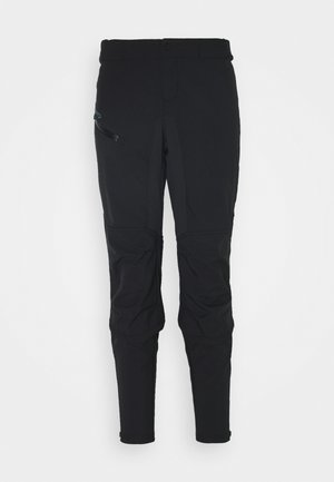 PANTS - Stoffhose - black