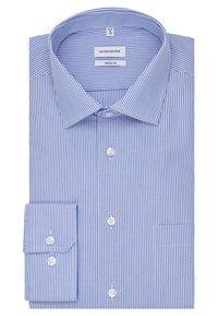 Seidensticker - REGULAR FIT - Shirt - blue - 3