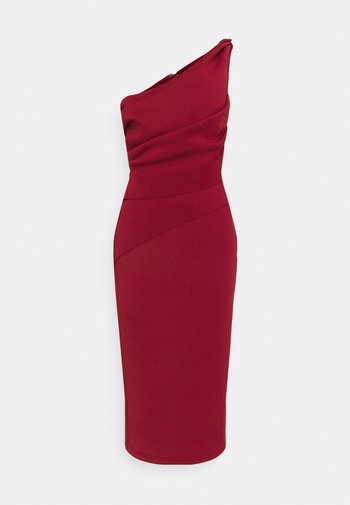 AVA - Cocktail dress / Party dress - berry