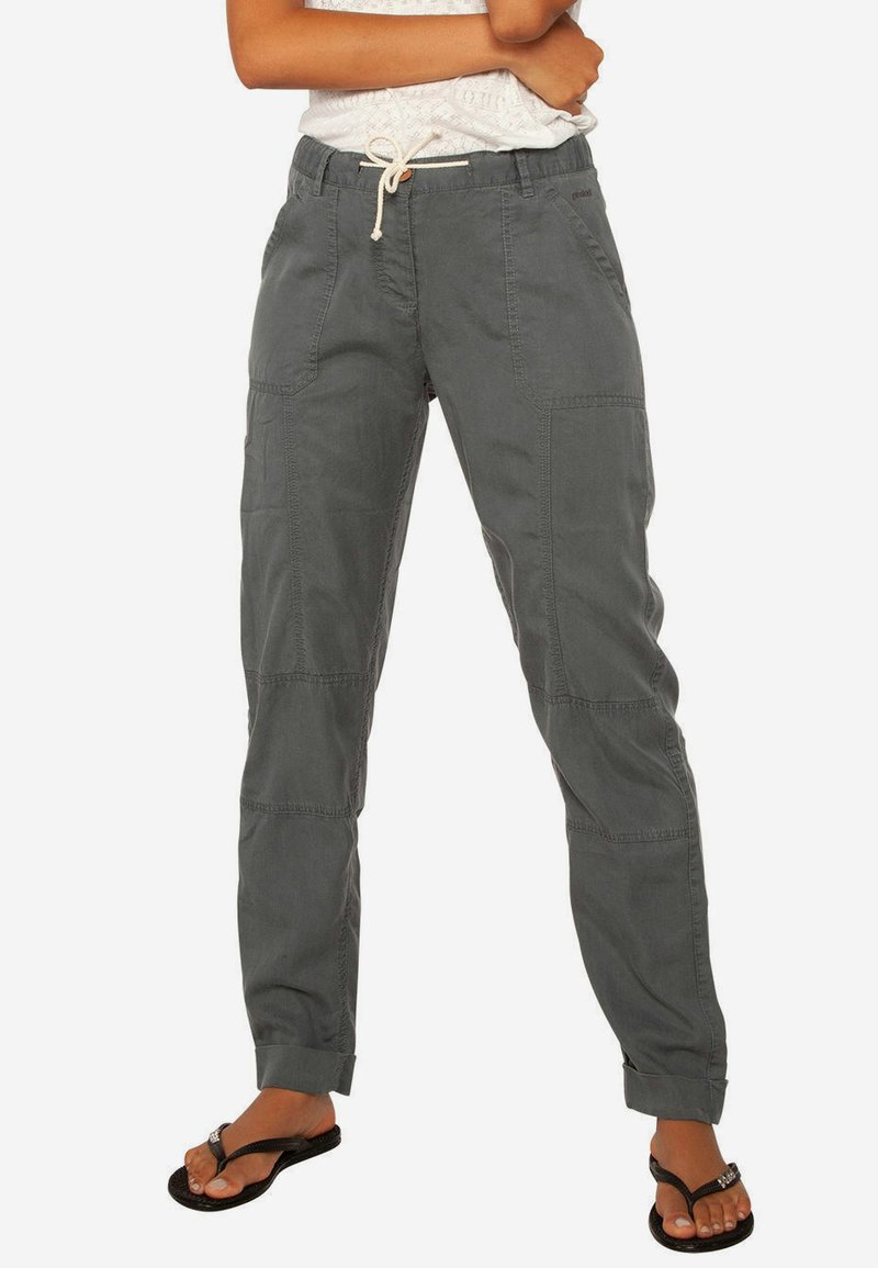 Protest - LEAF  - Trousers - grey day