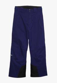 Kjus - BOYS VECTOR PANTS - Snow pants - into the blue - 2