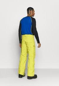 Burton - COVERT - Snow pants - limeade - 2