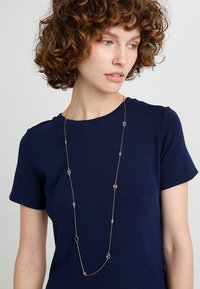 SNÖ of Sweden - TWICE CHAIN NECK  - Necklace - gold-coloured - 1