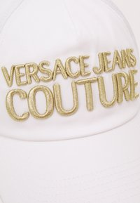 Versace Jeans Couture - Cap - white - 4