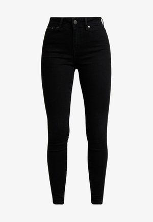 VICKY - Jeans Skinny Fit - black denim