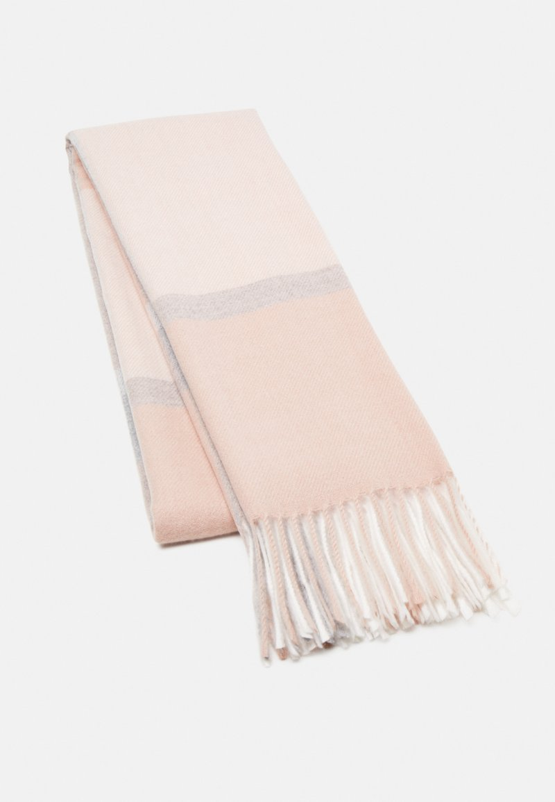 Anna Field - Sjal - pink/grey/off-white