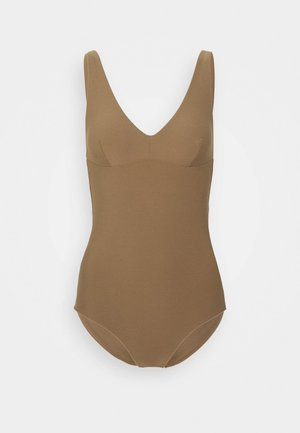 Swimsuit - brown